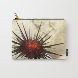 Sea Urchin Carry-All Pouch