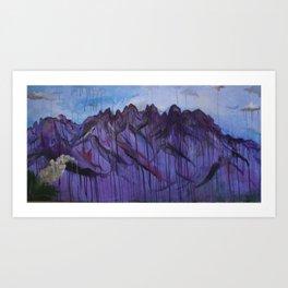 New Mexico Beauty Art Print