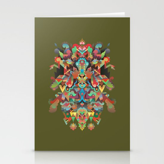 Your Dæmon Stationery Cards