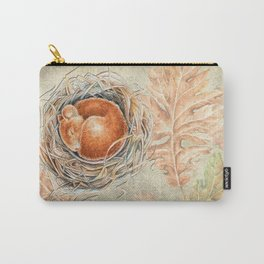 Mouse in the nest Carry-All Pouch