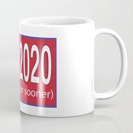 Mueller For President 2020 Coffee Mug