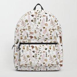 Herbarium white Backpack