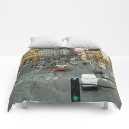 Retro PRAHA Comforters