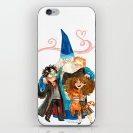 Harry Potter Hug iPhone Skin