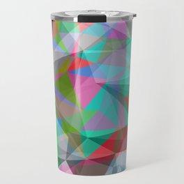 green crystal depth Travel Mug