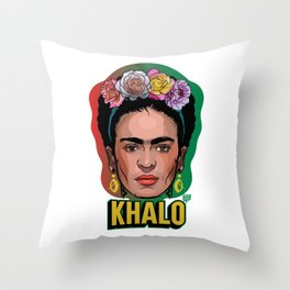 Art Icon #01 Throw Pillow