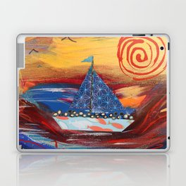 Pilgrims Journey Laptop & iPad Skin