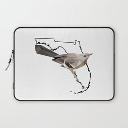 Florida – Northern Mockingbird Laptop Sleeve