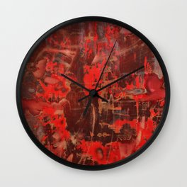 Hypovolemia Revisited Wall Clock