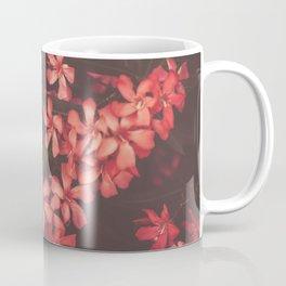 Coral Flower Tales Coffee Mug