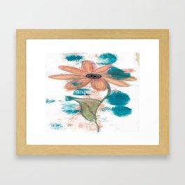 Standing Alone Framed Art Print
