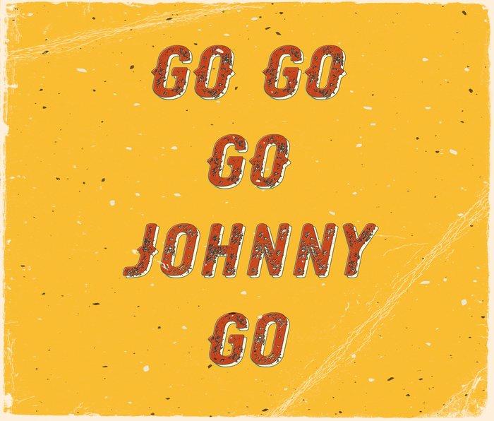 Go go - go Johnny go – A Hell Songbook Edition Metal Travel Mug