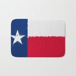 Texas state flag  Bath Mat