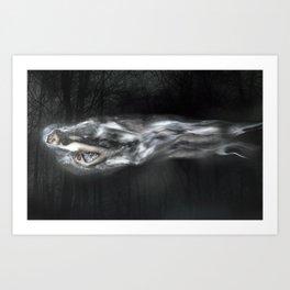 Wraith Art Print
