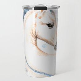Horse Bubbles Travel Mug