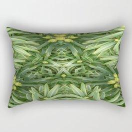 Celtic Yuletime Rectangular Pillow