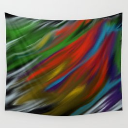 Swoosh Wall Tapestry
