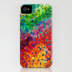 Color Theory Clash iPhone (4, 4s) Slim Case