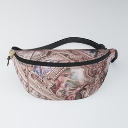 Rose Gold Luxury Fanny Pack