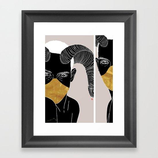3.21 Framed Art Print