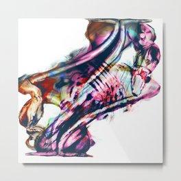 Primal Instinct Metal Print