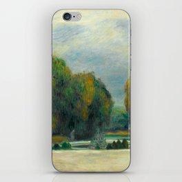 Auguste Renoir Versailles iPhone Skin