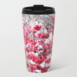 Icy Berries  Travel Mug