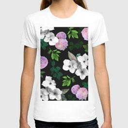 Night bloom T-shirt
