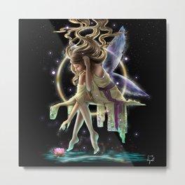 Luna Metal Print