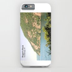 Roger's Rock on Lake George Slim Case iPhone 6s