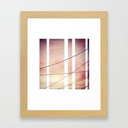 Sutro 6 Framed Art Print