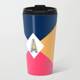 »A« Travel Mug