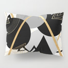 Deltamatic Pillow Sham