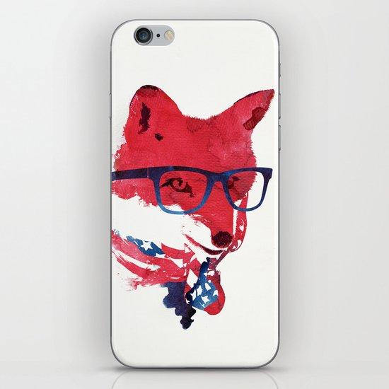 American Fox iPhone & iPod Skin