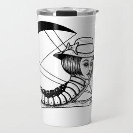 Bad Karma Travel Mug