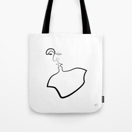 Friday Kiss Tote Bag
