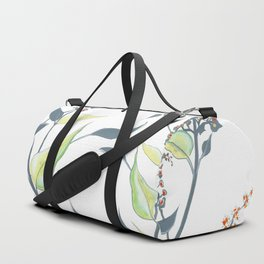 Buddleia Duffle Bag