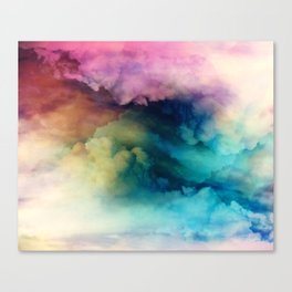 Rainbow Dreams Canvas Print