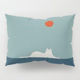 Cat Landscape 95 Pillow Sham