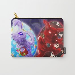 Easter - Angelic VS Evil Carry-All Pouch