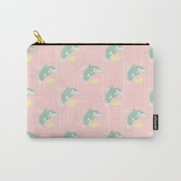 Makoto & Nagisa / Orca & Penguin Carry-All Pouch