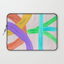 Life in Color Laptop Sleeve