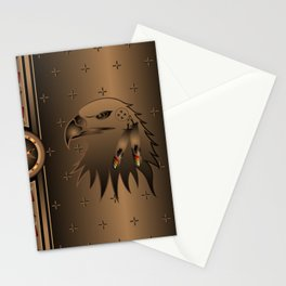 Eagle Nation Stationery Cards