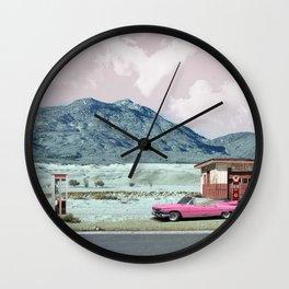 True romance movie print Wall Clock