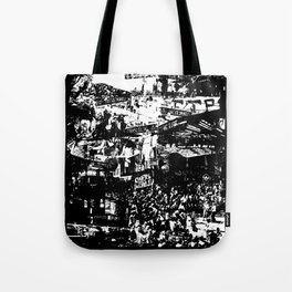 Commercial Drive Tote Bag