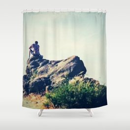 The Passed Shower Curtain