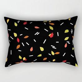 Abstract autumn pattern Rectangular Pillow