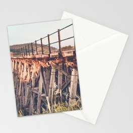 Spring Creek Trestle Stationery Cards
