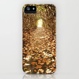 Seagrape Trail iPhone Case