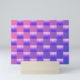 Pussy Patch Mini Art Print